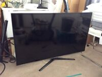 Samsung 50in 3D smart tv with 2pairs of active glasses