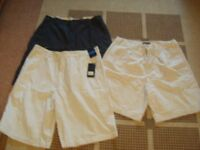 "mens size 34"" chino style shorts"