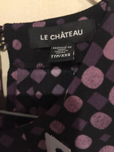 Brand New Le Chateau Top Never Worn