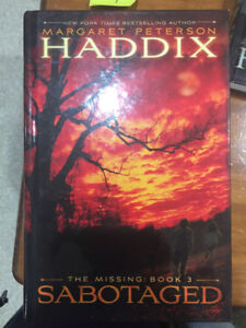 The Missing: Sabotaged by Margaret Peterson Haddix