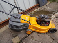 briggs and stratton lawn mower spares or repair