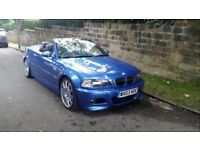 Bmw M3 2002 estoril blue