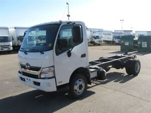 2018 Hino 155-149, Chassis Only
