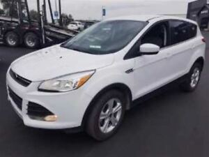 2014 Ford Escape SE 4WD! $56/WK, 4.74% ZERO DOWN! REAR CAMERA! H