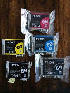 Epson Ink cartridges -6