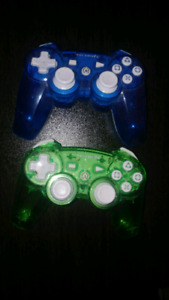 Ps3 contollers for parts