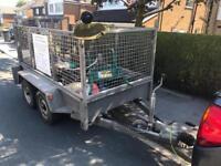 8x4 trailer
