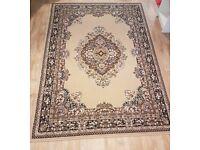 Traditional rug cream(160x230cm)