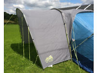 Khyam Tent Sun / Rain Canopy (Grey) - for Chatsworth, Harewood, Hatfield etc.