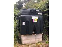 Titan ES1800B Double Skin Oil Tank With Thermostat/Sensor Level