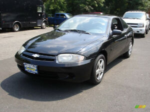 Wanted:2003 Chevrolet Cavalier Coupe (2 door)