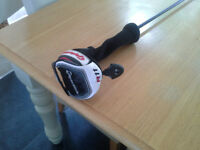 Taylormade R11 3 Wood with regular shaft in good used condition