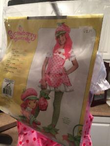 Costume d'halloween Fraisinette