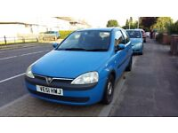 Vauxhall Corsa 1.2L - ideal for spares/repairs
