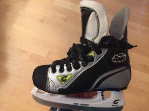 Graf Supra 301 Skates - worn only once