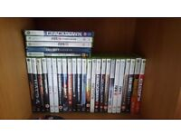 Xbox 360 Games, all good condition. £5 each or £70 for all.