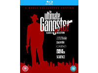 Ultimate Gangster Collection [Blu-ray] 5 Discs - £12 Mint Condition