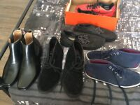 Men's formal shoes 3pairs