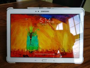 Tablette Galaxy Note 10 Édition 2014