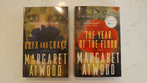 The Year of the Flood / Oryx and Crake by Margaret Atwood