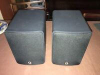 Q-Acoustics Bookshelf speakers