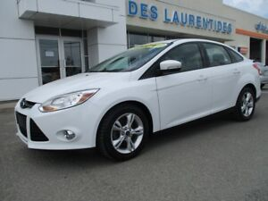 2013 Ford Focus SE SEDAN A PARTIR DE 1.9%