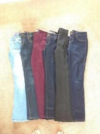 Age 12-13 girls trousers