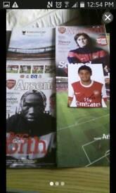 Arsenal souvenirs
