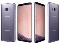Samsung Galaxy S8 Plus 64GB in Orchid Grey - Brand New