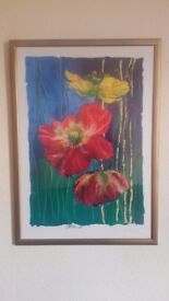 For Sale: Framed Art Print (Second Hand)