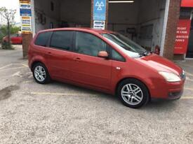 2007 Ford C-Max Zetec automatic with service history 89000miles