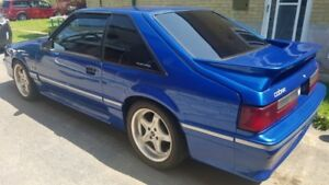 1988 Ford Mustang GT 5.0 hatchback