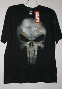 THE PUNISHER (movie) licensed Marvel tee