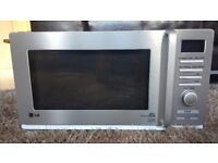 Faulty LG Microwave
