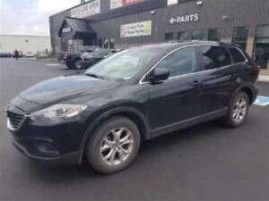 2014 Mazda CX-9 TOURING 7-PASSENGER! REAR CAMERA! HEATED SEATS!