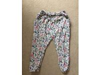 Girls Next trousers: 2-3 years