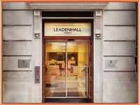 Serviced Offices in * Leadenhall-EC3A * Office Space To Rent