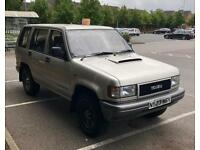 Isuzu trooper 3.1 lwb