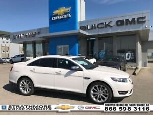 2016 Ford Taurus Full load Limited-AWD- Adaptive Cruise/Crash al