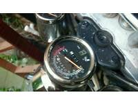 Pioneer Torro 125cc, 2011, 3500 miles