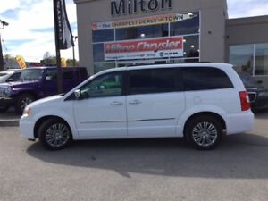 2016 Chrysler Town & Country TOURING L LEATHER NAVIGATION SAFETY