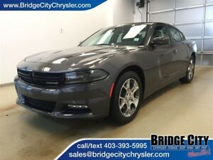 2017 Dodge Charger SXT AWD *DEMO* Sunroof, Backup Cam, Leather!