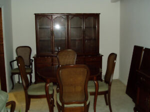 Gorgeous French Provincial Dining Room Set
