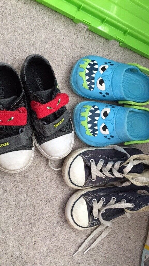 Childrens Shoesin Allestree, DerbyshireGumtree - Childrens Shoes various sizes, all prices on photos Collection near Mickleover or can deliver for fuel