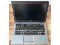 "Laptop HP Elitebook 820 G2 - 12.5"" Intel Core i5 5200U 2.2GHz - 500GB HDD - 16GB RAM + Win 10 Pro"