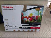 32 inch Toshiba LED (32EL833)