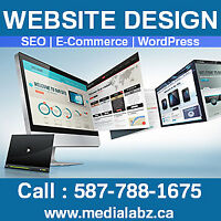 WordPress Website Development -Web Design - Ecommerce- SEO