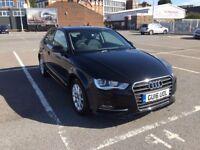 Audi A3 1.4 TFSI SE 3dr Mythos Black 11,600 miles - Excellent condition