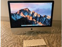 Apple iMac 27inch 5K Retina (Late-2015) 3.2GHz Intel Core i5 8GB RAM 1TB HD