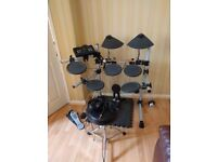 DTX500 Electric Drum Kit, Excelent condition